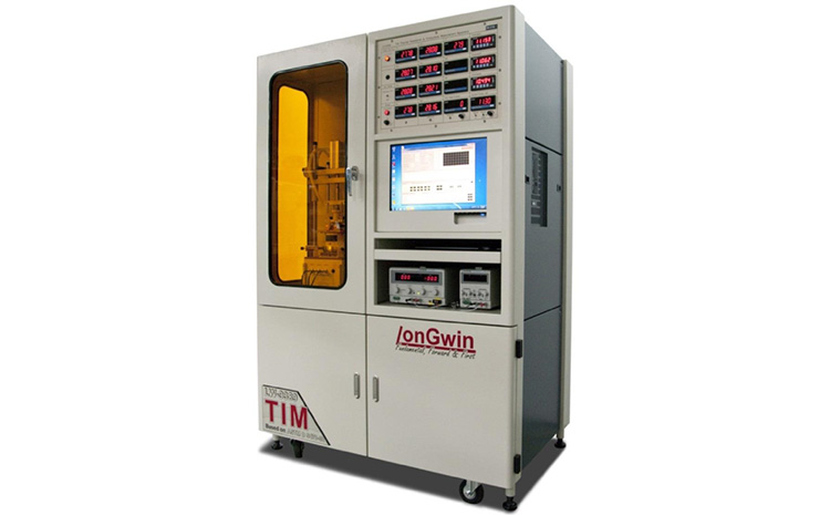 L-W thermal resistance and thermal conductivity coefficient tester