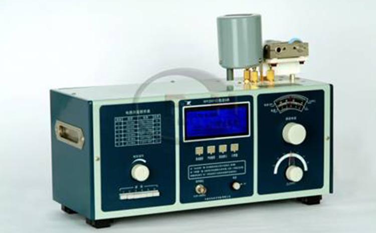Digital display Q meter