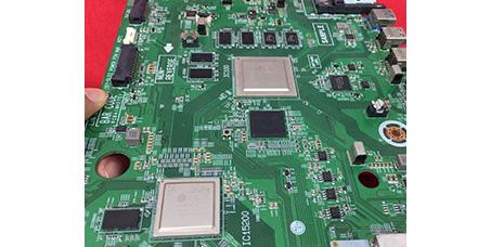 TV motherboard-SMT foam